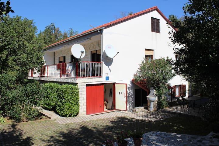 Apartmani - Petrina - Jablanac