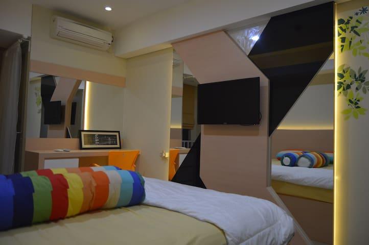 Apartment Louise Kienne in Semarang