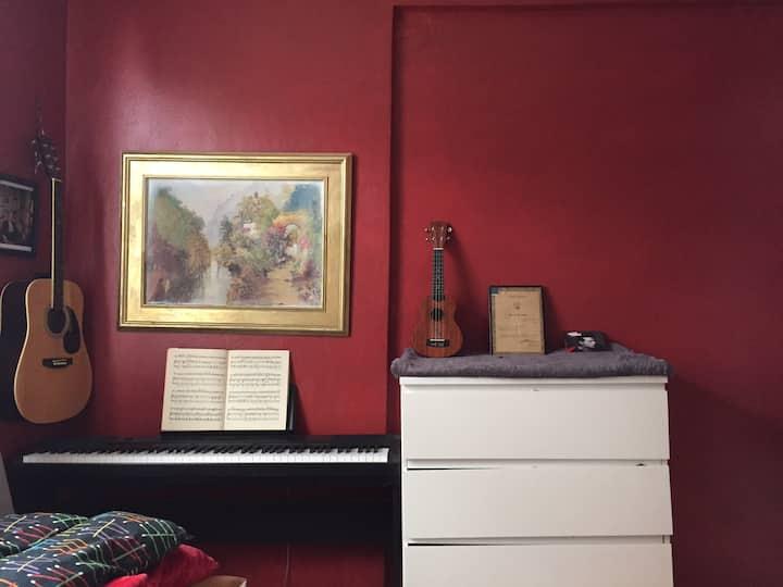Red Private Room in Bahçelievler/İstanbul