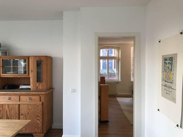 Helle Wohnung in der Altstadt - Haltern am See - Apartment