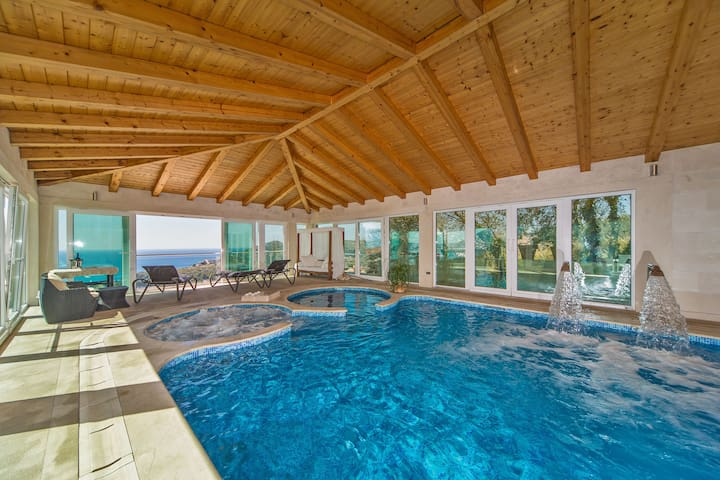 Residence Lantoni Dubrovnik with big indoor pool