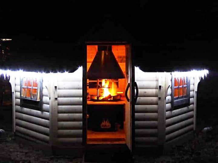 Dijkwoning aan de IJssel met sauna en kota