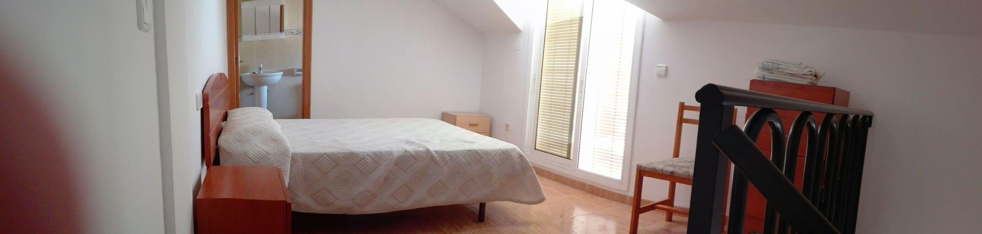 Ático - Les Cases d'Alcanar - Apartment