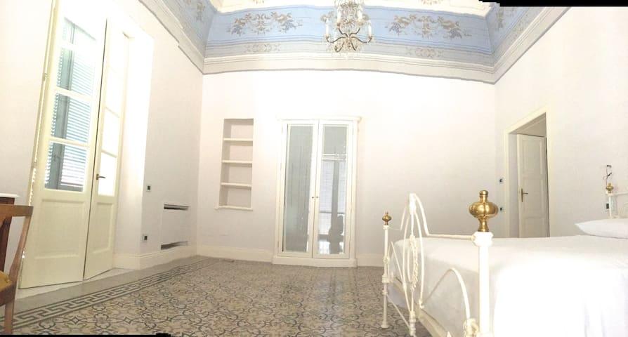 Palazzo Room3, Swimming Pool,Garden,150sqm Terrace - Bernalda - Byhus