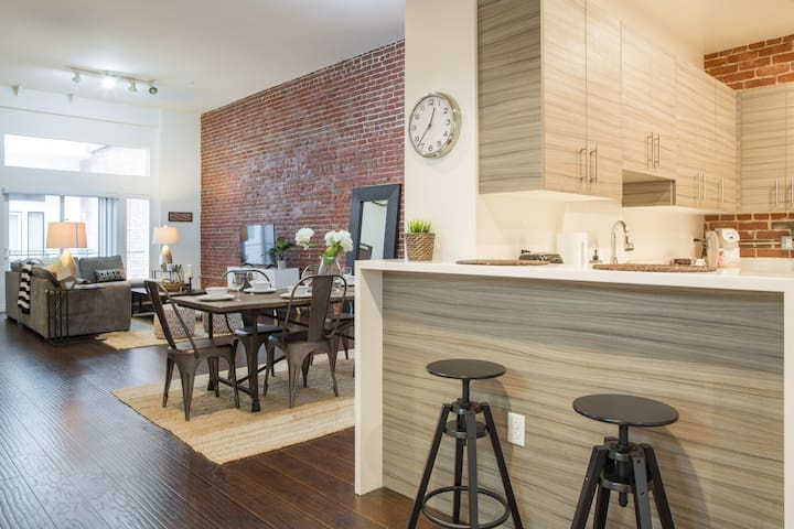 Huge Ace-Style Hotel Loft Downtown!