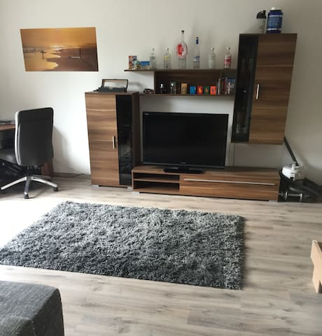 1-Zimmer Wohnung nahe Bergbaumuseum - Bochum - Lägenhet