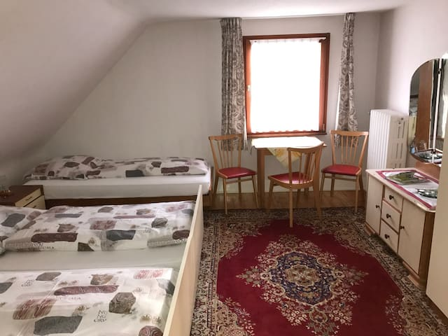 Retro Style 3 Bed Room in Titisee - Titisee-Neustadt - Ev