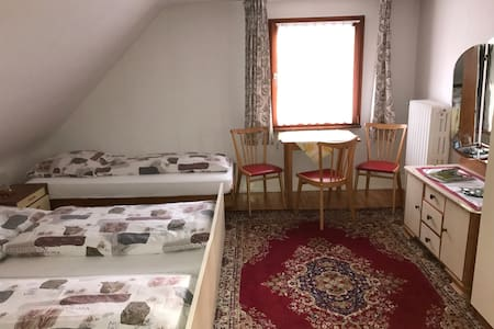 Retro Style 3 Bed Room in Titisee - Titisee-Neustadt - Talo