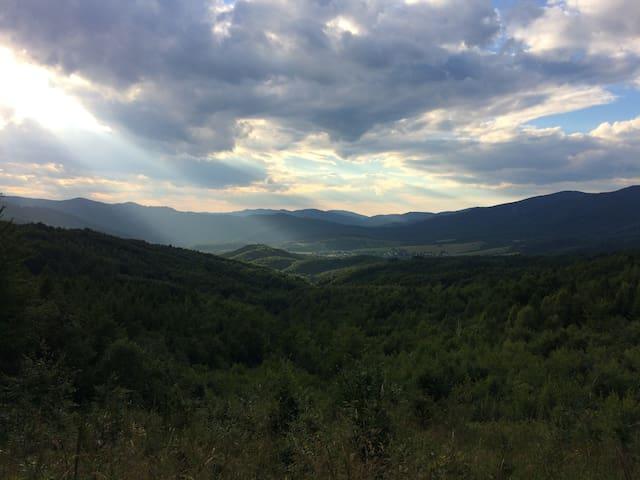 Ruský Potok National Park Poloniny