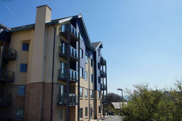 Aberystwyth Penthouse Apartment - Aberystwyth - Apartment