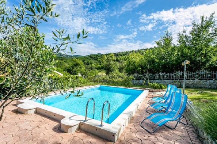 Family-friendly Holiday Home Istria