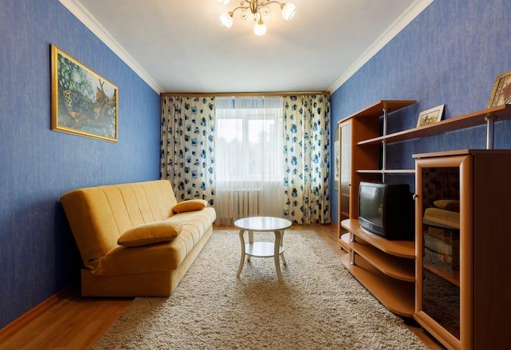 Двухкомнатная квартира  Comfort