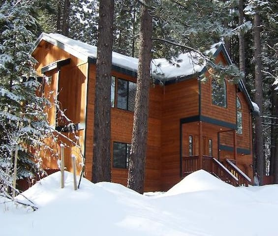 Grizzly Mountain Cabin - South Lake Tahoe - Hus