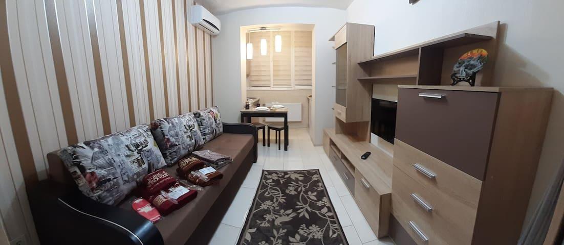 Уютная квартира, 10 мин метро Академика Павлова