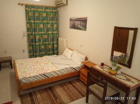 Paralio Astros appartement dicht bij de zee