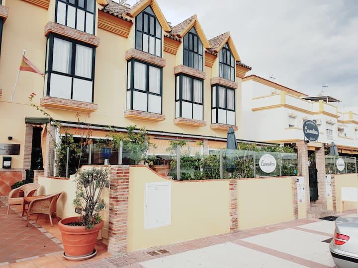 Hotel Matilde habitación suite