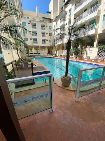 Apartamento Summer Beach Bombinhas