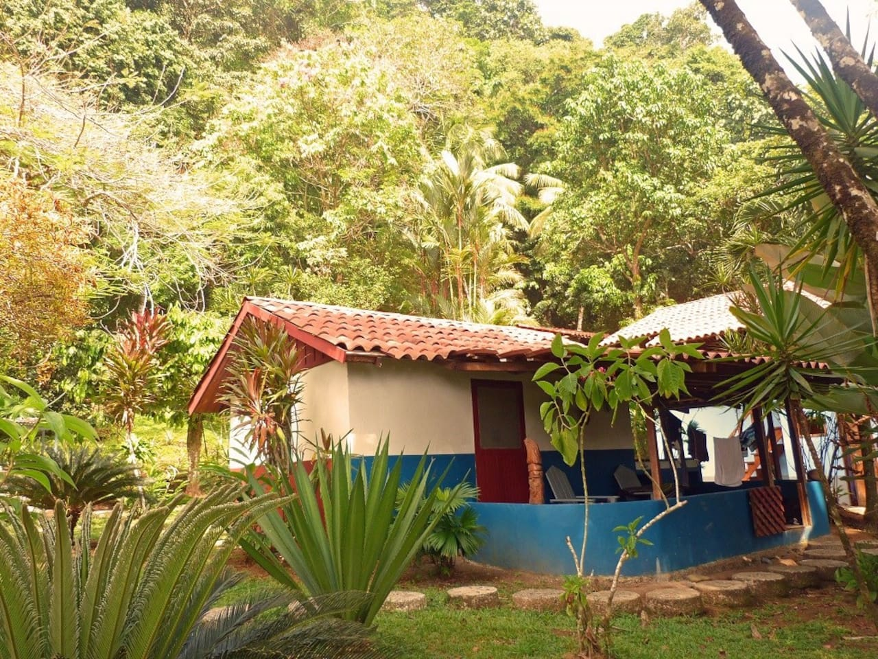 Casa Jardinero with patio