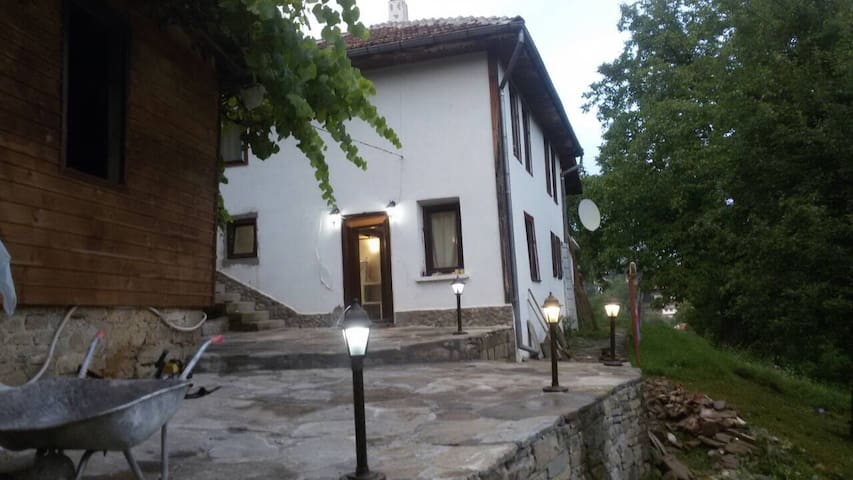 Renovated villa in the heart of the Tryavna Balkan