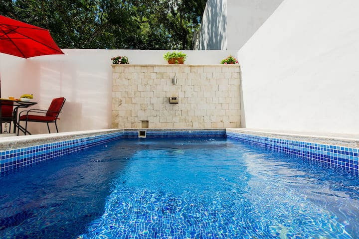 PROMO!LUXURY 2-BDR HOUSE- Private POOL- Inc. BIKES