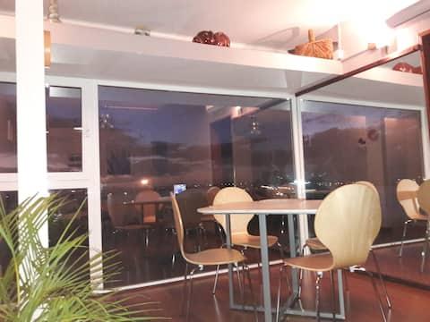 Bel appartement idéalement situé à POINTE A PITRE