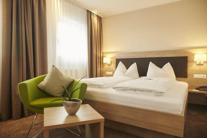 Flair Hotel Grüner Baum, (Donaueschingen), Superior Einzelzimmer