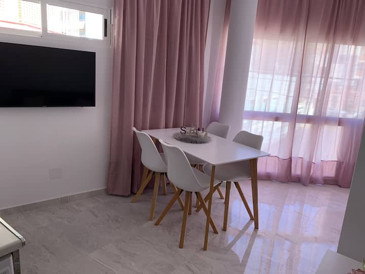 Pequeño y coqueto apartamento céntrico