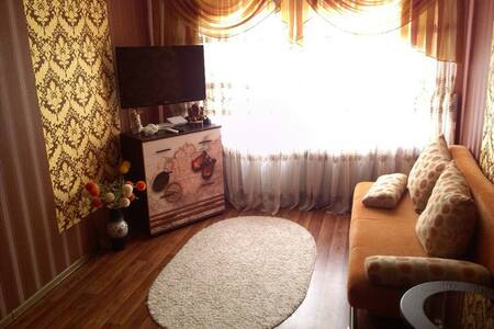 комфортабельная 1-а комнатная квартира