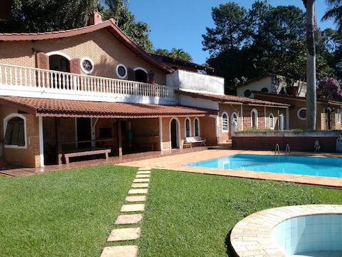 Atibaia - My sweet and beautiful nook / Casa de Campo