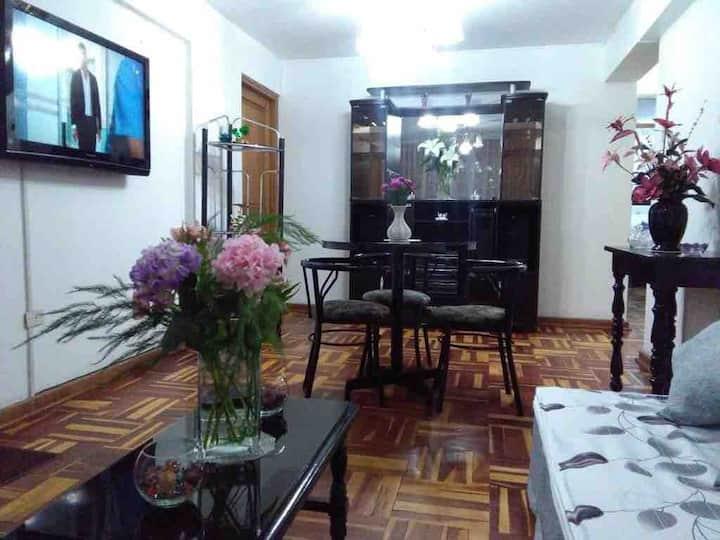Cusco Magico 5 - Departamento Premium 2 personas