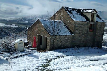 casa rural en el pireneo aragones - Araguás del Solano
