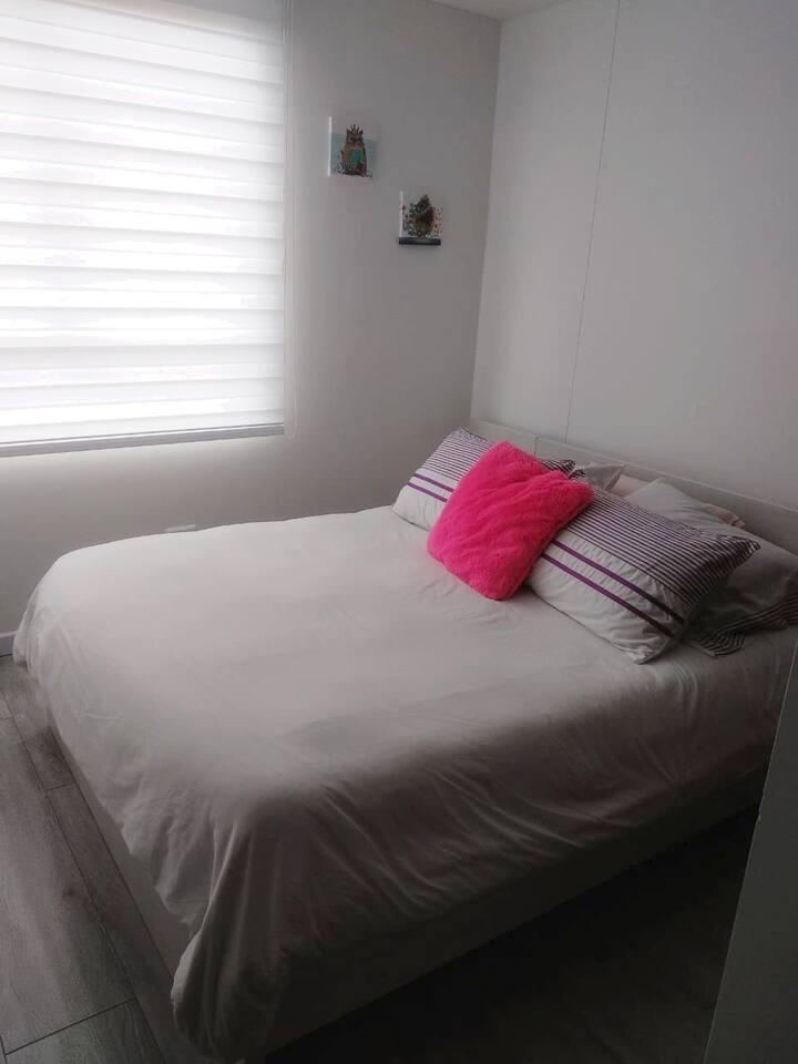 """""""Estupenda habitación en el norte de Bogota"""""""