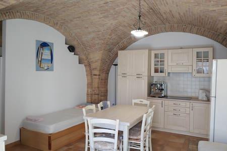 Grazioso appartamento in centro storico Ortona