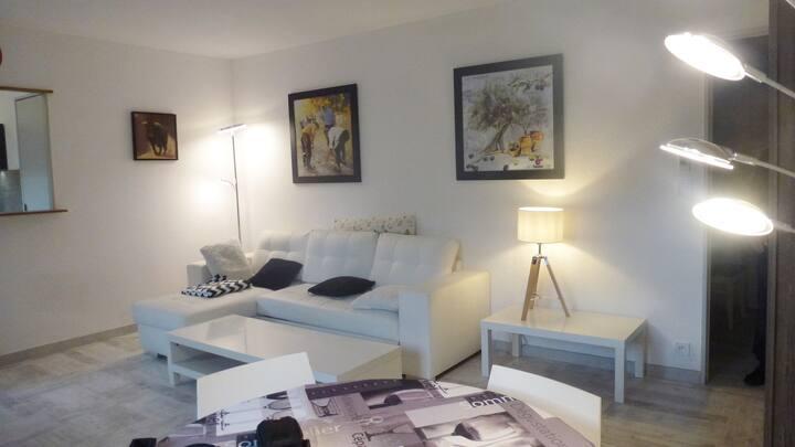 Bel Appartement en résidence agréable et sécurisée