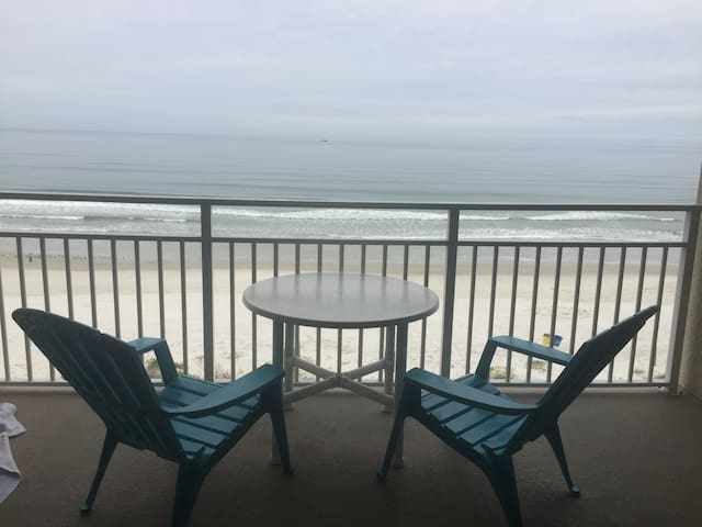 Ocean Front 2/2 Condo @ Ponce Inlet - Ponce Inlet - Wohnung