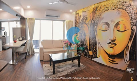 Luxurious 1BHK - Oberoi Apartments
