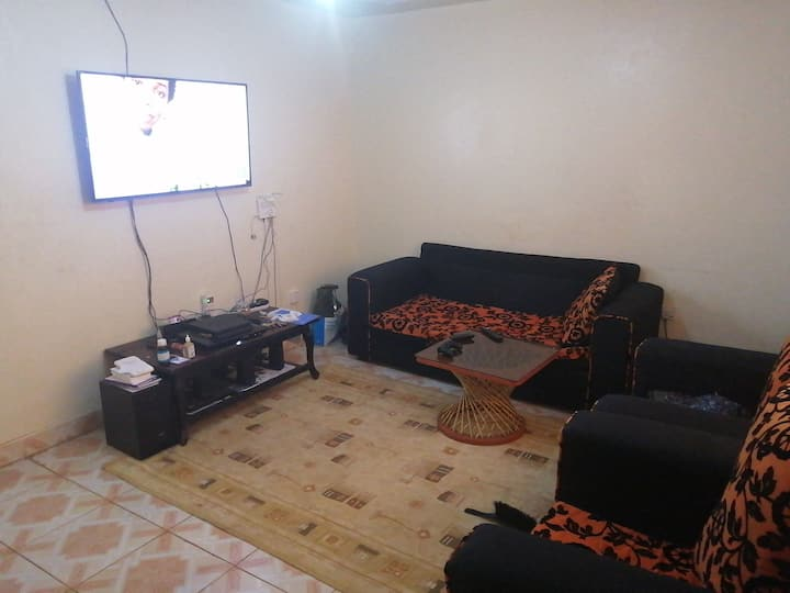 Cosy 1BR Apartment Thika Town Section Nine