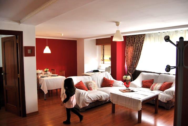 Cute & confortable flat - València - Casa