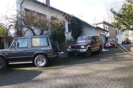 Waldrandlage: Appartement im EFH - Kierspe
