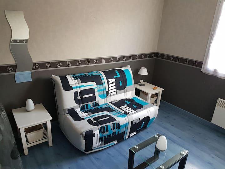 Chambre avec BZ, Monein
