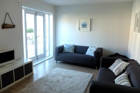 Sea Mist, bright and spacious apartment near beach - Swanage - Apartament