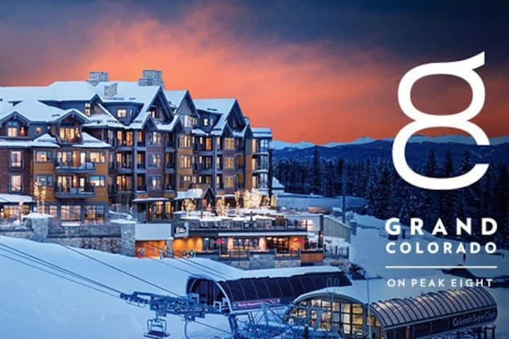 Ski in/Ski out at the most lux resort in Breck!