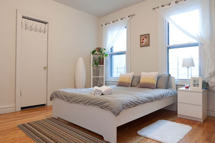 Cozy Room 5mins to subway - Bronx - Apartmen