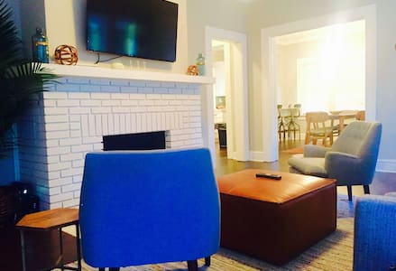 Renovated bungalow near downtown - College Park