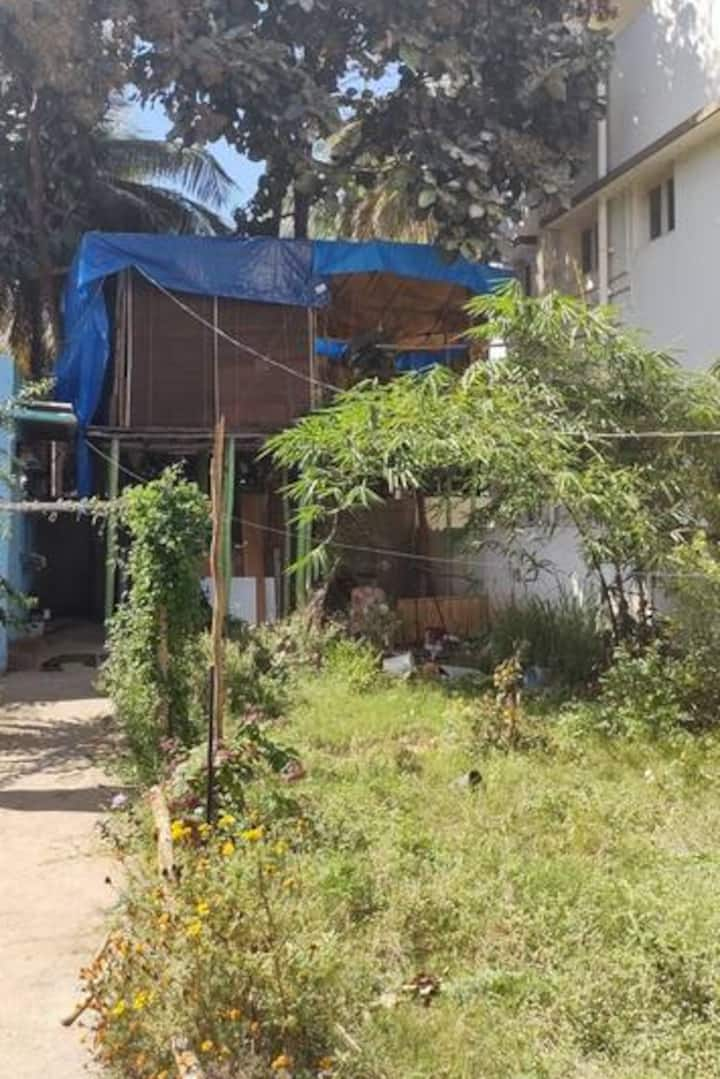 Treehouse with 1BHK in Bangalore