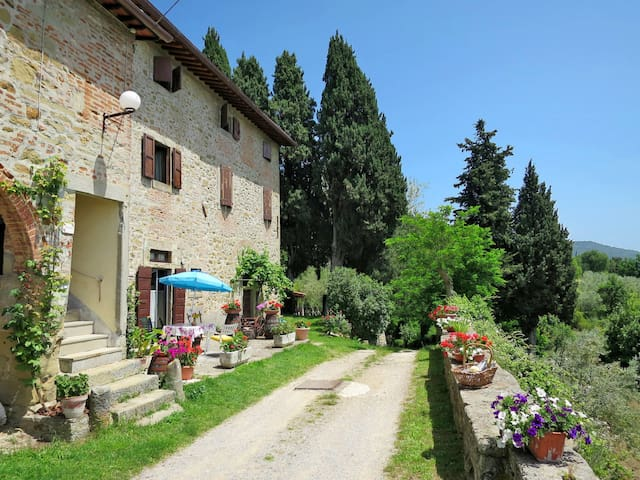 Apartment Podere Belvedere for 3 persons