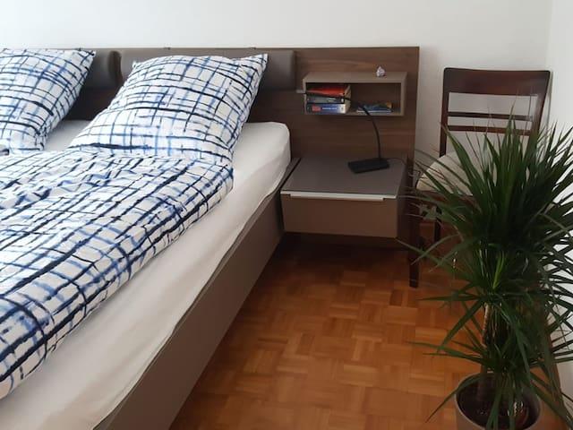 Apartment Nelli, (Albstadt), Apartment, 96qm, 3 Schlafräume, max. 5 Pers.