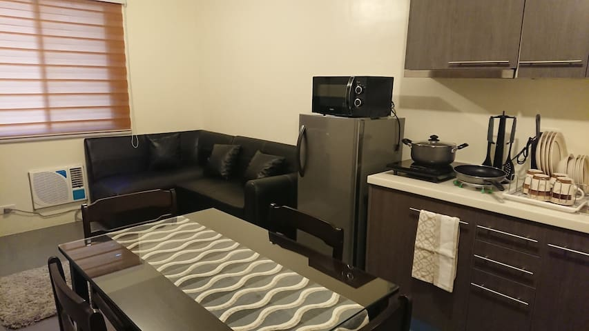 Simple and Comfortable Staycation near Airport