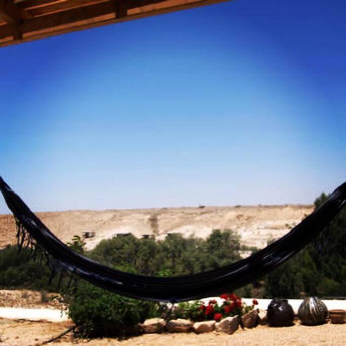 view of wadi Beerotaiim