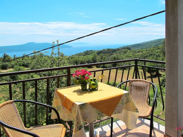 Sea view holiday house Marici
